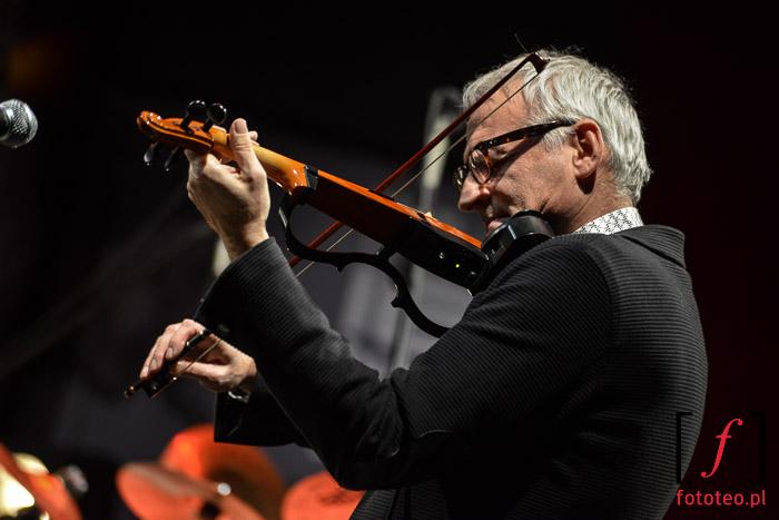 Koncert w Bielsku-Białej. String Connection: Krzesimir Dębski