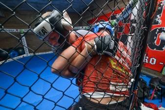 MMA fight training in Poland, Bielsko-Biała
