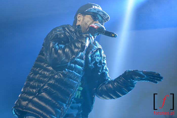 Raper Redman w Polsce, fotograf Bielsko-Biała