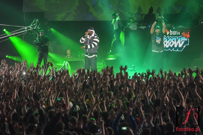 Method Man & Redman in Poland