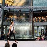 Pokaz mody wiosna-lato 2014 w bielskiej Sferze