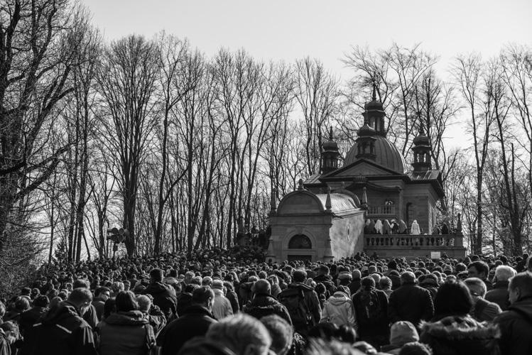 Kalwaria Zebrzydowska- obchody Wielkanoc Easter