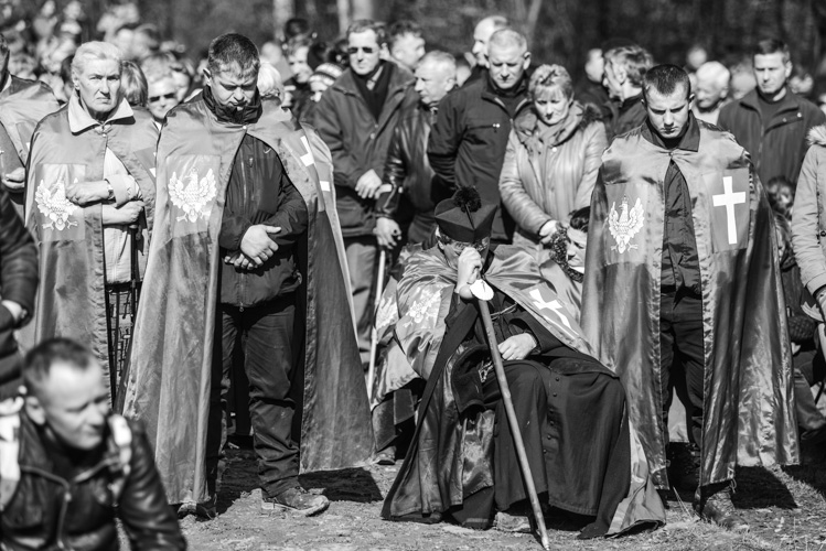 """ksiądz Natanek i jego """"krzyżowcy"""""""