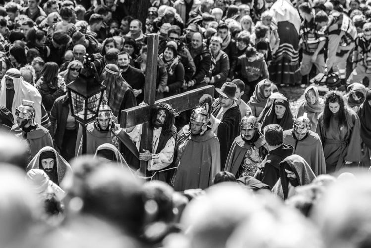 Polskie obrzedy religijne, Kalwaria Zebrzydowska