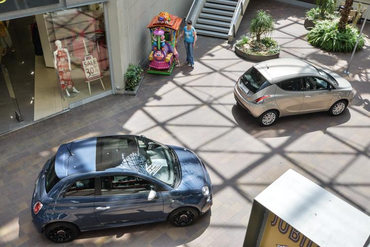 Wystawa motoryzacyjna Motosfera w Bielsku-Białej, Fiat 500