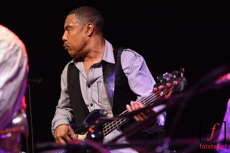 Richard Patterson, jazz band