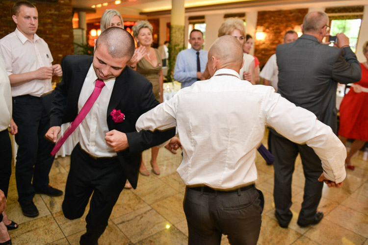 Tance na weselu