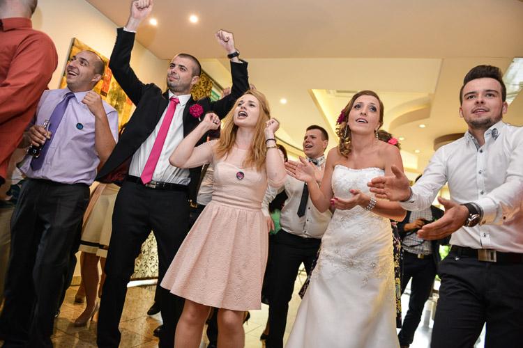 Huczne wesele w Beskidach