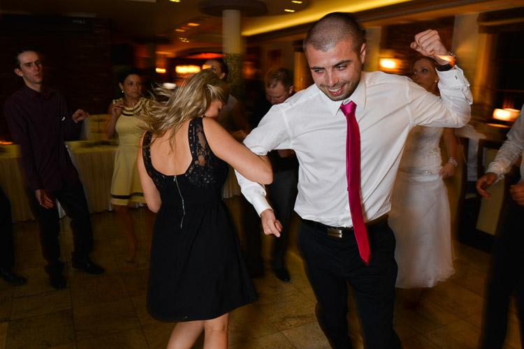 Zabawa weselna w Bielsku
