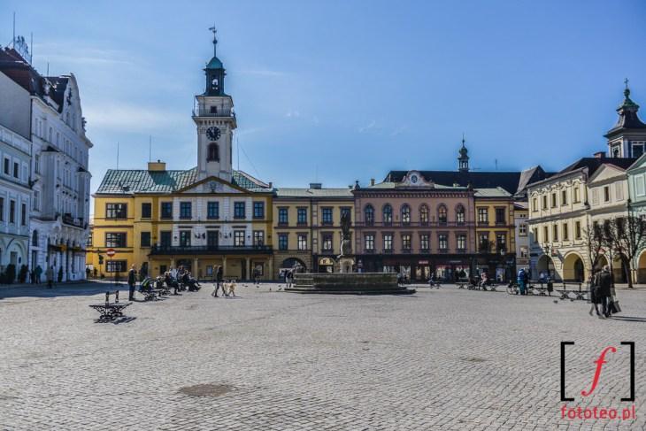 Fotograf Cieszyn- Rynek iratusz