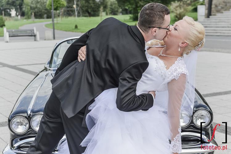 Para mloda wesele Zywiec