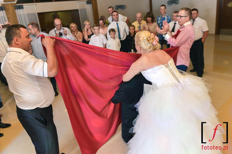 Gry i zabawy na weselu