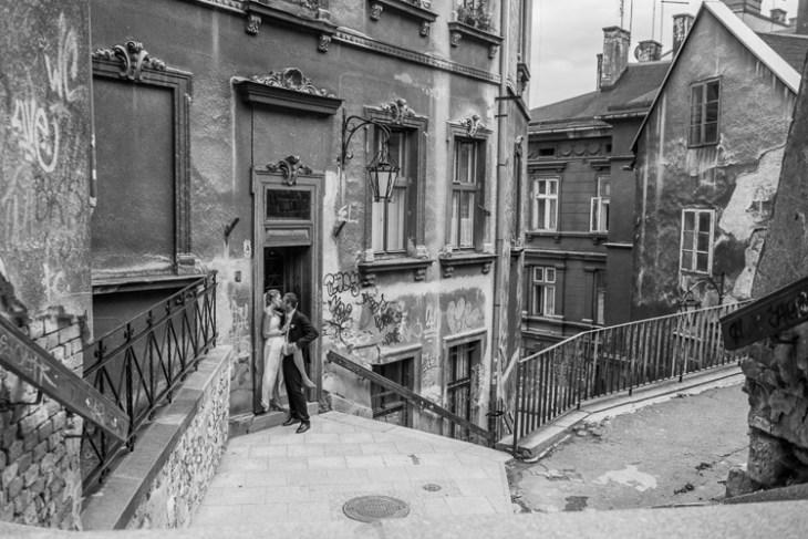 Fotograf slubny Bielsko, ul. Schodowa