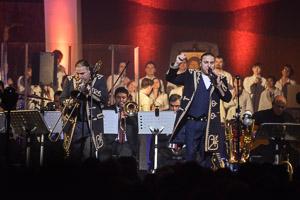 Fotografia koncertowa Bielsko, Katowice. Golec uOrkiestra
