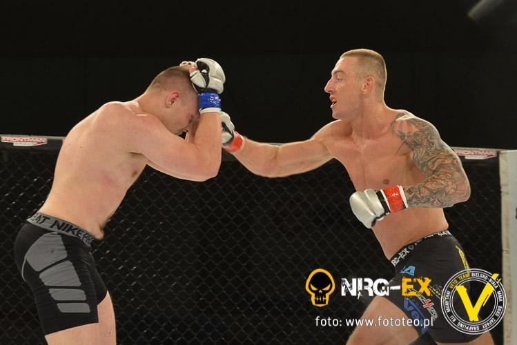 Walka MMA: Michał Labus vs Jan Pietrzyk
