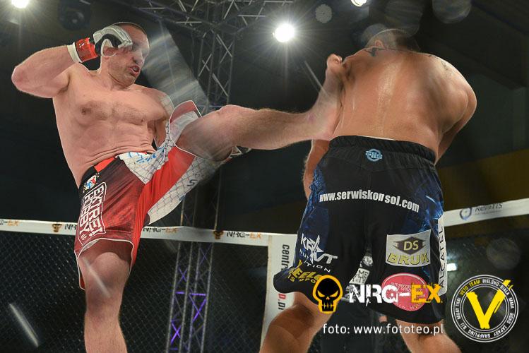 Walka MMA: Paweł Brandys vs Marcin Naruszczka