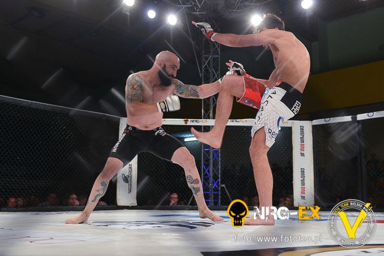 Walka MMA: Marian Ziółkowski vs Guliano Pennese