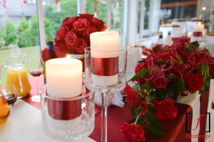 Dekoracje i ozdoby weselne