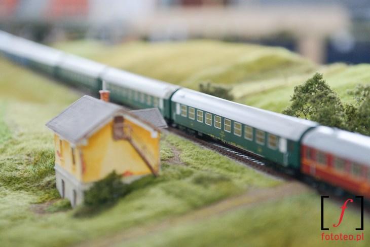 Modelarstwo kolejowe TT
