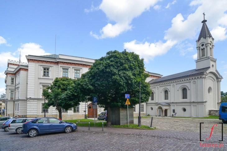 Kaplica Zamkowa wBielsku-Białej