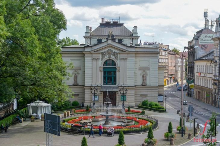 Fotografia Teatru Polskiego wBielsku-Białej