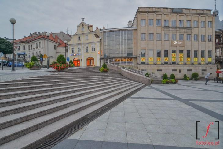 plac Chrobrego wBielsku-Białej