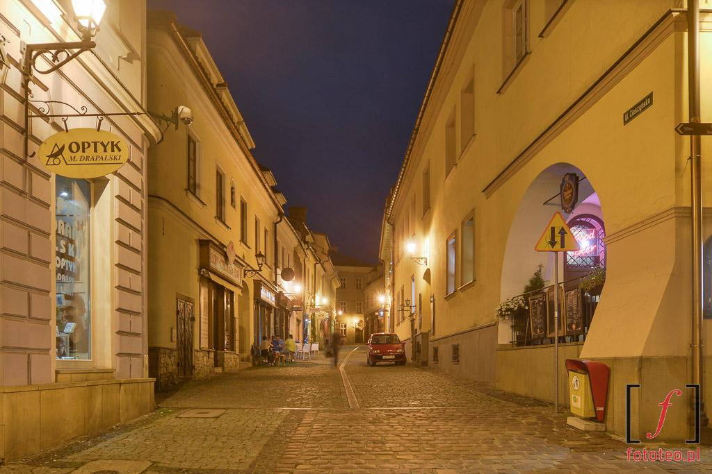 Fotograf Bielsko Biala: ul. Cieszynska kolo Rynku