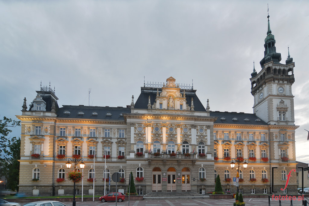 Fotograf Bielsko Biala: Ratusz