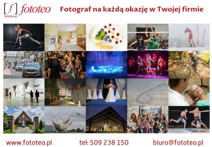 Fotograf w firmie. Prezentacja pdf