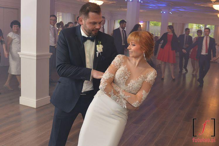 Pierwszy taniec w fotografii
