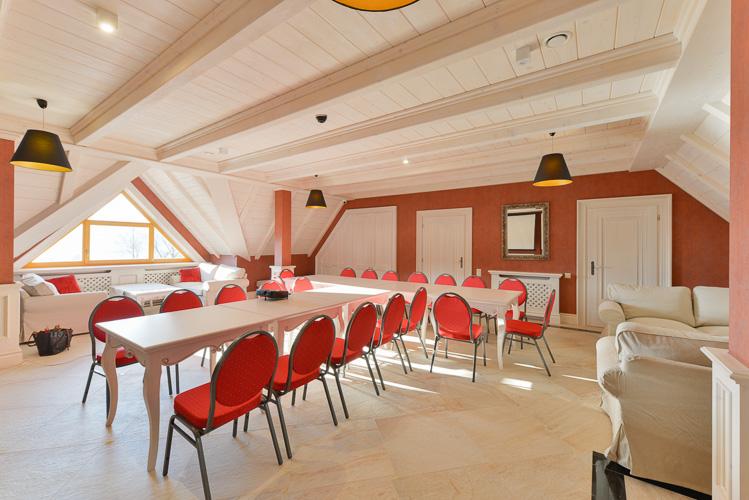 Sala konferencyjna Szczyrk Krupówka