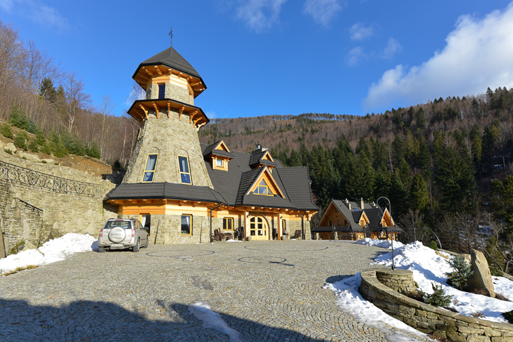 Fotografia Hotel Szczyrk
