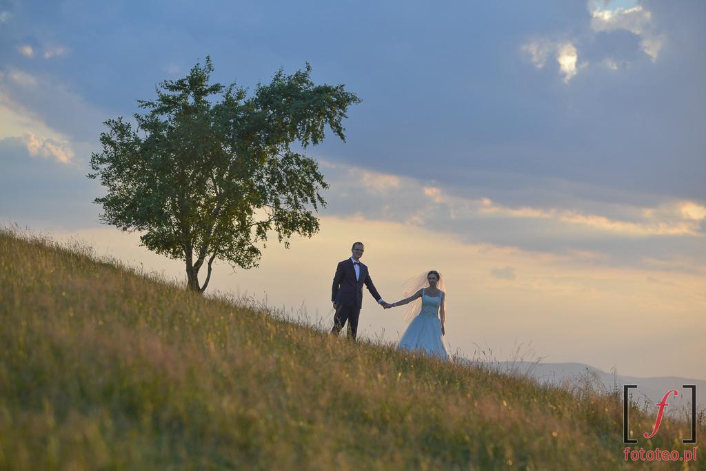 Ślub w Koniakowie sesja