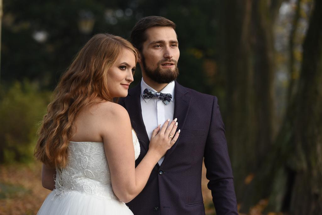 Rustykalna sesje ślubna Kraków