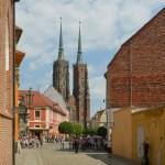 Wrocław: fotografia miasta. Część 6: Ostrów Tumski