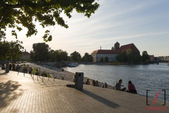 Bulwary nad Odra Wroclaw