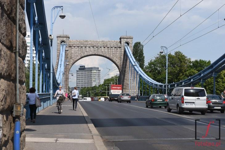 Most Grunwaldzki Wroclaw