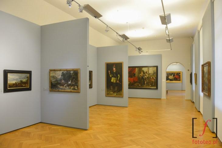 Fotografia wnętrza Wrocław, Muzeum Narodowe
