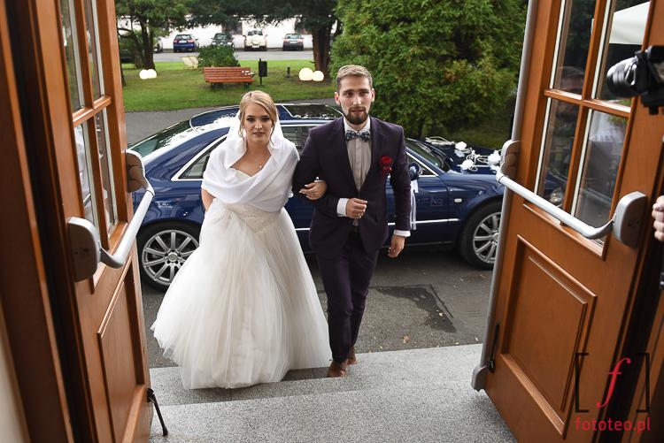 Poczatek wesela w Starej Cynkowni