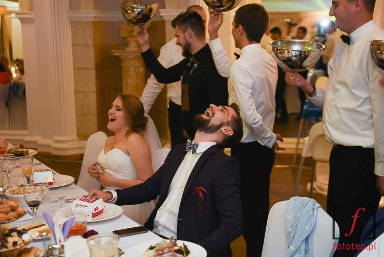 Zabawne pomysly na wesele