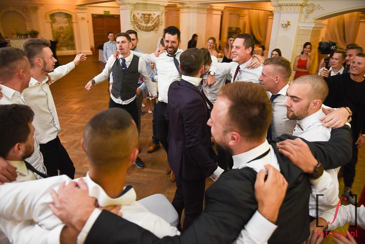 Stara Cynkownia podczas wesela