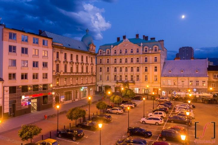 Bielsko-Biala plac wolnosci
