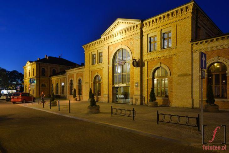 Dworzec Bielsko Biala Glowna