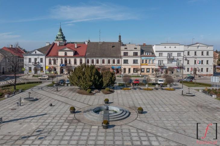 Rynek w Ketach