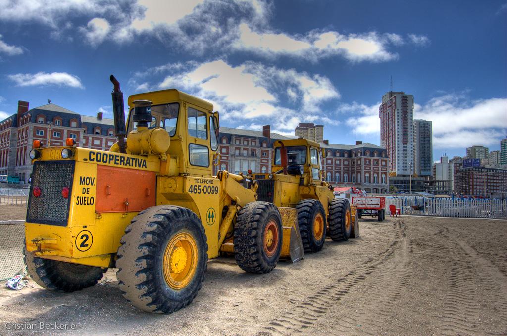Tractorazo Playero