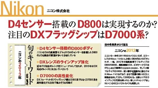 Nikon-2013-predictions