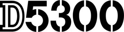 Nikon-D5300-logo
