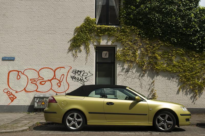 Auto's en kleur