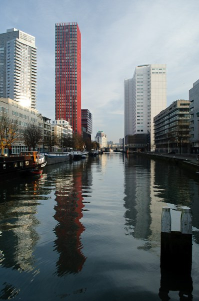 Red Apple, Rotterdam