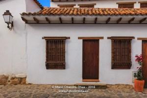 Villa de Leyva, Colombia - Colonial Architecture: Door and Windows